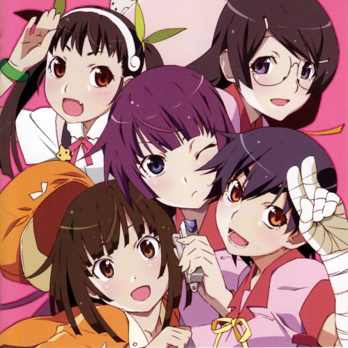Bakemonogatari Complete Music Works Songs Soundtracks
