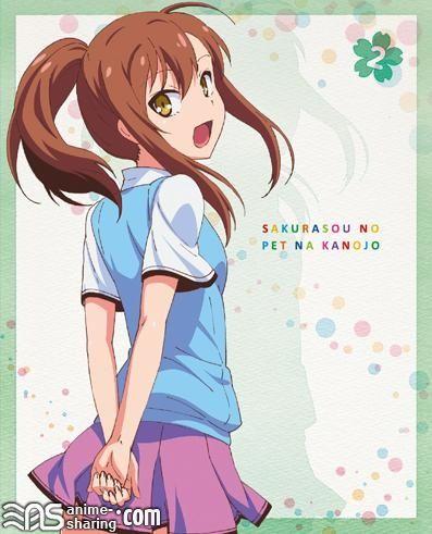 Sakurasou no pet na kanojo wallpaper