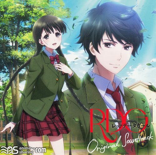 RDG Red Data Girl Original Soundtrack  AnimeSharing Lossless