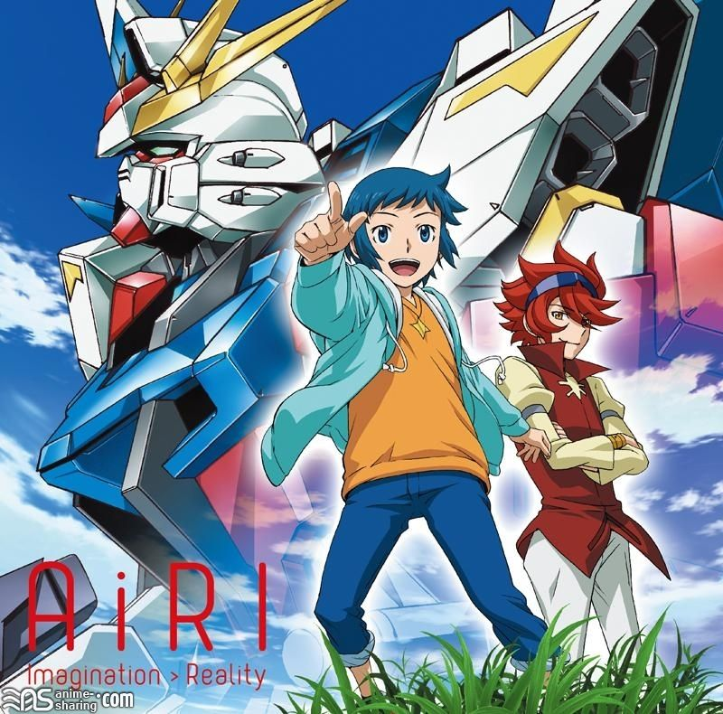 Gundam Build Fighters Try Online Completa Español Latino