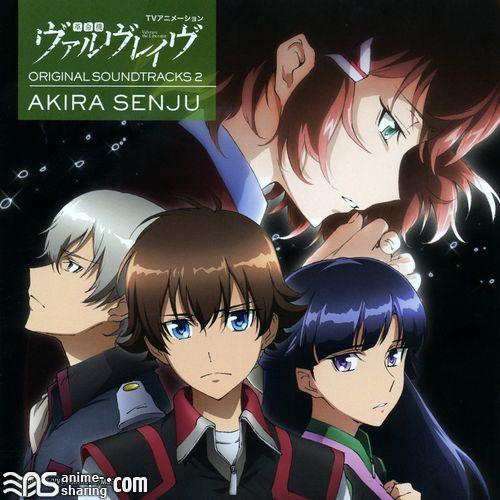 Kakumeiki Valvrave Original Soundtracks 2 | Anime-Sharing